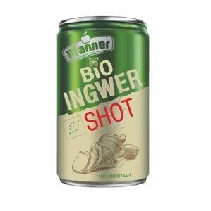 PFANNER Ginger shot BIO 150 ml