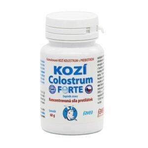 Favea Kozí Colostrum Forte 60 g