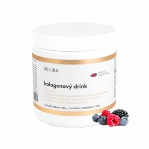 Venira Kolagenový drink pro vlasy, nehty a pleť lesní plody 189 g