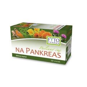 Fytopharma Bylinný čaj na pankreas 20x1,5 g