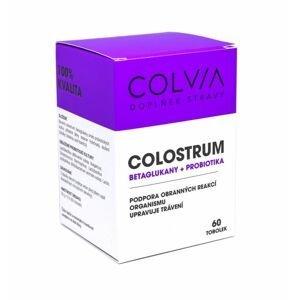 COLVIA Colostrum Betaglukany + Probiotika 60 tobolek