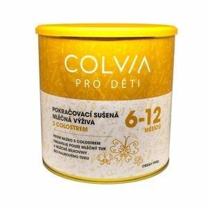 COLVIA Pokračovací mléčná výživa s colostrem 6-12 měsíců 900 g