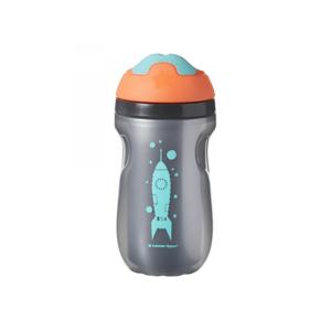 Tommee Tippee Sippee Cup 12m+ netekoucí termohrnek 260 ml Orange