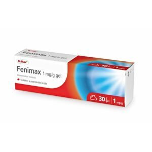 Dr.Max Fenimax 1 mg/g gel 30 g