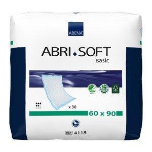 Abri Soft Basic 60 x 90 cm inkontinenční podložky 30 ks