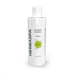 HERBASPA Bylinná koupel pěnivá Lemongrass 400 ml