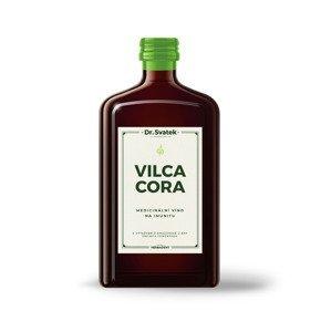 Dr. Svatek VILCACORA sladové víno na imunitu 500 ml