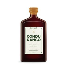 Dr. Svatek CONDURANGO sladové víno na žaludek 500 ml