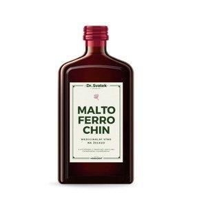 Dr. Svatek MALTOFERROCHIN sladové víno se železem 500 ml