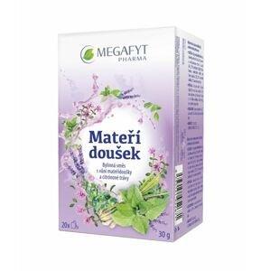 Megafyt Mateří doušek porcovaný čaj 20x1,5 g