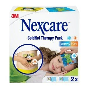 3M Nexcare ColdHot Therapy Pack Happy Kids 2 ks