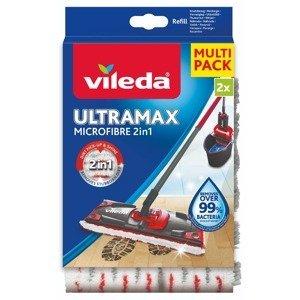 Vileda Ultramax Microfibre 2v1 náhrada 2 ks