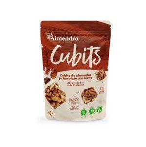 ALMENDRO CUBITS Mandle s mléčnou čokoládou 25 g