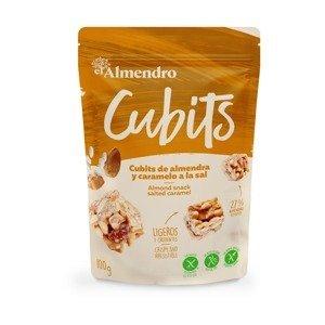 ALMENDRO CUBITS Mandle se slaným karamelem 25 g