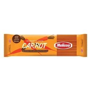 MELISSA Špagety se zeleninovým pyré mrkev 400 g