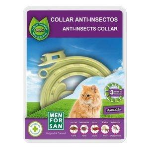 Menforsan Antiparazitní obojek pro kočky 33 cm