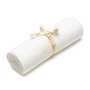 ESECO Mušelínová osuška 1 ks white