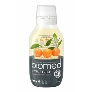 BIOMED Citrus Fresh ústní voda 250 ml