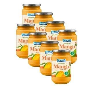 SALVEST Family BIO Mango 100% 8x450 g