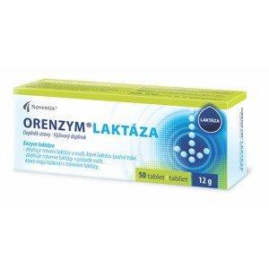 Orenzym Laktáza 50 tablet