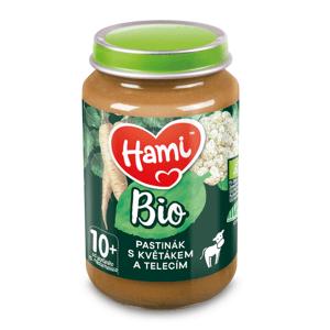 Hami BIO Pastinák s květákem a telecím 10m+ 190 g