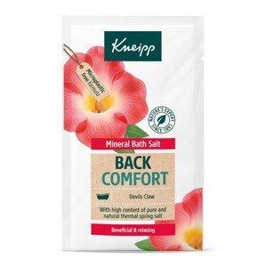 Kneipp Sůl do koupele Back comfort 60 g