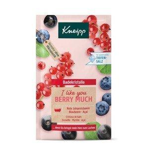 Kneipp Sůl do koupele I like you berry much 60 g