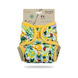 Petit Lulu Svrchní kalhotky patentky 1 ks lenochod