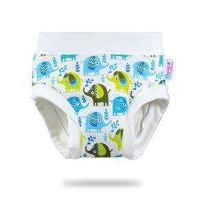 Petit Lulu Tréninkové kalhotky vel. L 1 ks slůňata
