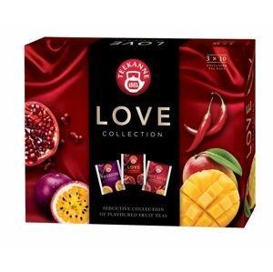 Teekanne LOVE Collection dárková kolekce 3x10 sáčků