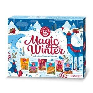 Teekanne Magic Winter dárková kolekce 6x5 sáčků
