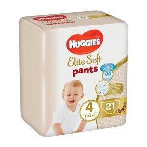 Huggies Elite Soft Pants 4 9–14 kg 21 ks