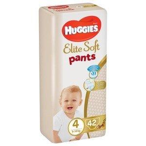 Huggies Elite Soft Pants 4 9–14 kg 56 ks