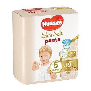 Huggies Elite Soft Pants 5 12–17 kg 19 ks