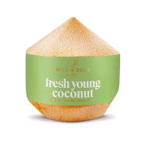 Mladý kokosový ořech Nam Hom BIO