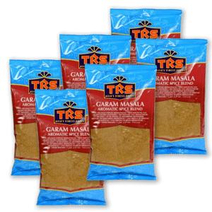 Koření Garam Masala TRS 6 x 100 g