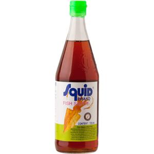 Rybí omáčka Squid Brand 300 ml