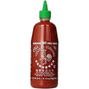 Sriracha Hot Chili Sauce čili omáčka 740 ml Huy Fong
