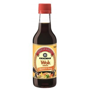 Sójová WOK omáčka sladká Kikkoman 250 ml