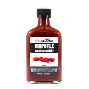 Chilli mash Chipotle se semínky 200 ml