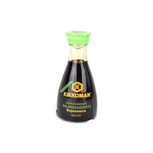 Sojová omáčka Kikkoman s nízkým obsahem soli 150 ml