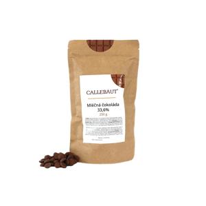 Callebaut Mléčná čokoláda 33,6 % 250 g