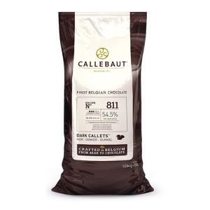 Belgická čokoláda - Horká 10kg Callebaut