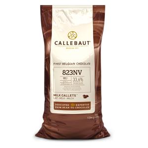 Callebaut Belgická čokoláda Mléčná 10kg