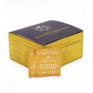 Harney & Sons Heřmánkový čaj Egyptian Chamomile 50 sáčků