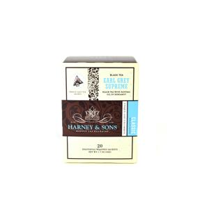 Harney & Sons Earl Grey Supreme černý čaj 20 sáčků