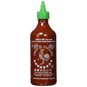 Sriracha Hot Chilli sauce čili omáčka 435ml Huy Fong