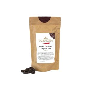 Hořká čokoláda Tropilia Valrhona 70% 250 g