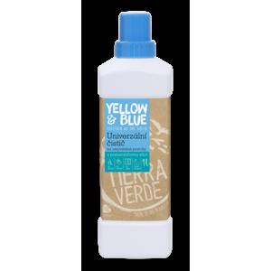 Yellow&Blue Univerzální čistič (1 l) s pomerančovou silicí