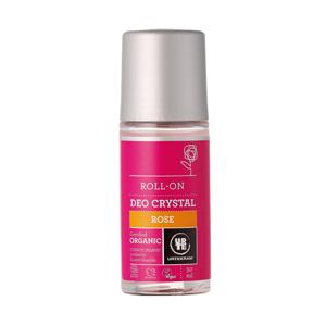 Urtekram Deodorant roll-on s růží BIO (50 ml) z nejlepších přírodních surovin